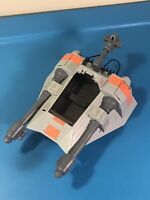 Star Wars Fighter C-082A Ship Hasbro 2009 - Missing Top