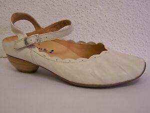 Think! Schuh Modell Aida Pumps shell capra rustico incl. THINK Papiertüte