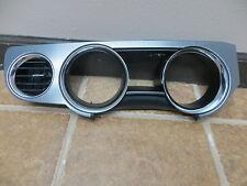 2011 FORD MUSTANG GT V8 SPEEDOMETER DASH CLUSTER BEZEL OEM TRIM