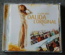 Dalida, 15 ans dejà - best , CD