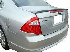 FORD FUSION FLUSH MOUNT FACTORY STYLE UNPAINTED REAR WING SPOILER 2006-2009