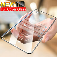 For Samsung Galaxy A9 A7 2018 A750 FULL Screen Protector Tempered Glass Film 11D
