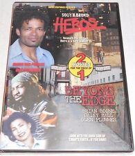South Bronx Heroes/Beyond The Edge (DVD, 2004) NEW