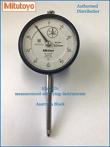 Genuine New Mitutoyo 2052S Dial Indicator 30mm | Australia Stock