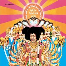 Jimi Hendrix Experience AXIS: BOLD AS LOVE 180g REMASTERED New Sealed Vinyl LP
