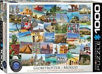 Eurographics  1000 Piece Jigsaw Puzzle  - Globetrotter Mexico EG60000767