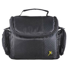 Deluxe Digital Camera/Video Padded Carrying Case - Medium