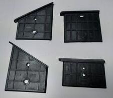 Scheppach Gleitplatten Kunsstoffführung Set 4 Pièces 3905301014 Fendeuse à Bois