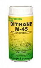 DITHANE M-45 6 oz. 80% MANCOZEB FUNGICIDE Turf Vegetables & Plants Southern Ag