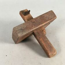 Japanese Woodworking Marking Guide Gauge Vtg Kebiki Carpentry Tool K389