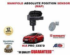 FOR KIA PRO CEED 1.4 1.6 PETROL 2012-> NEW MANIFOLD ABSOLUTE POSITION SENSOR MAP
