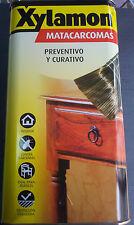 MATACARCOMAS XYLAMON 750 ML.PREVENTIVO Y CURATIVO. USO PROFESIONAL Y BRICOLAGE