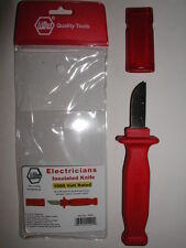 Wiha Insulated Electrician's Cable Knife 15000
