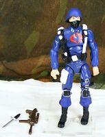 GI JOE 25th anniversary Cobra Trooper v8 The Enemy 2008 DVD pack army builder