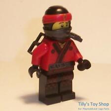 Lego Ninjago Movie Minifig - Kai - Two Faces - ID NJO316 - NEW