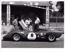 Chris Amon  10x8 Photo ,  Ferrari 612P Can Am , Monza Testing  1969