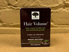 New Nordic Hair Volume Supports Healthy Hair & Growth - 90ct - 05/21+ Read Desc