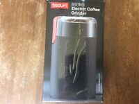 New Parts Only* Bodum Bistro Electric Coffee Grinder *Parts Only*