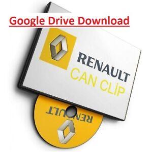 CAN CLiP For RENAULT v209 REGISTRED