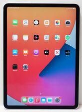 """Apple iPad Pro 1st Gen 256GB Wi-Fi + Cellular 11"""" MU192LL/A Silver"""