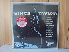 VINCE TAYLOR FRENCH LP  L'EPOPEE DU ROCK REISSUE SEALED ! number 36 ! Limited Ed