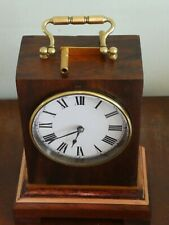 Antique French officers campaign clock?