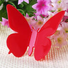 12pcs 3D Butterfly Wall Stickes Art Design Decals Home Room DIY Decoration Decor