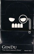 GENDU THE GENTLEMAN'S DUEL TCG ALPHA EDITION 28 PACK BOOSTER BOX SEALED