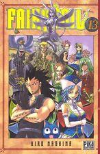 FAIRY TAIL tome 13 Hiro Mashima Manga shonen