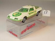Majorette 1/55 Nr. 221 Citroen Bertone GS Camargue Coupe Holiday Inn OVP #023