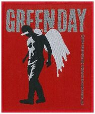 GREEN DAY - Wings Aufnäher Patch 9x10cm
