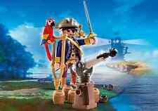 YRTS 6684 Playmobil - Capitán Pirata ¡Nuevo en Bolsa Precintada! ¡New!