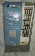 over the door shoe organizer