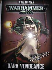 How to Play Warhammer 40,000 Dark Vengeance 6th Edition 40K