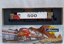 athearn ho EMD SD 40-2 SOO line no.789 Diesel. Tested runner with cab lights