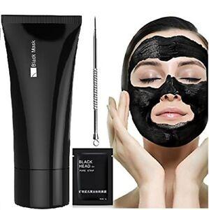 Facial masque dissolvant de points noirs noir Peel Off masque nettoyage profonde