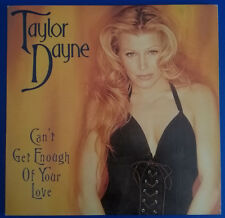 "Taylor Dayne: Can't Get Enough Of Your Love, Maxi 12"", US 1993"