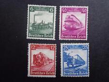 Germany Nazi 3Rd Reich 1935 Eisenbahn Rail Road Trains Mh