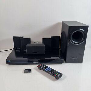 Panasonic SA-BT230 Blu-Ray DVD 5.1 Surround Sound System+ remote + Bluetooth