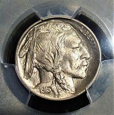 1913-D Buffalo Nickel 5-Cents Type 1 PCGS MS-66