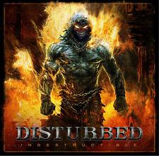 DISTURBED --- INDESTRUCTIBLE  (CD)