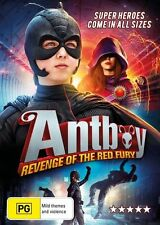Antboy - Revenge Of The Red Fury (DVD, 2015) NEW/SEALED