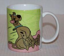 Cartoon Network Scooby-Doo! Ruh-Ruh Coffee Cup Mug Excellent Condition FREE Ship