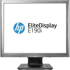 "HP 19"" FlatScreen IPS LED TFT Gaming PC Monitor VGA DVI Display Port - THP35"