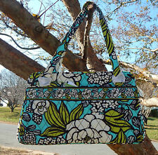 Vera Bradley Whitney Shoulder Bag in Island Blooms - NWT & Smoke Free Home