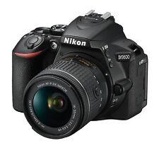 Appareils photo numériques noirs Nikon D5600