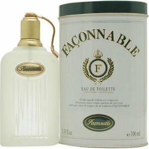 Faconnable Classic by Faconnable Eau de Toilette Spray 100ml