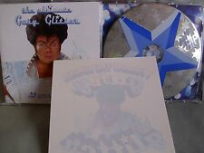 Gary Glitter- The Ultimate- 25 Years of Hits- 2 CDs incl.Sticker WIE NEU