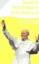 POLAND , POLSKA  POPE JOHN PAUL II - blessings PHONECARD