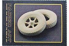 PANZER ART RE35-236 1/35 Drive Wheels for Sd.Kfz 7 (Late Pattern )